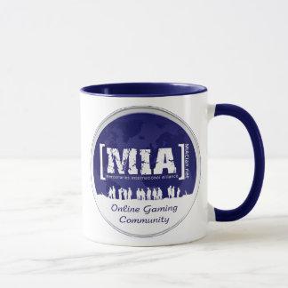 MIA Blue Coffee Mug