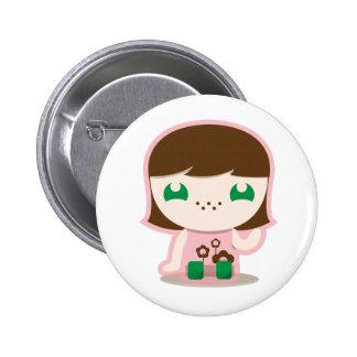 mia boo friends button