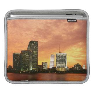 Miami at Sunset iPad Sleeve