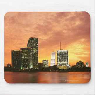 Miami at Sunset Mouse Pad