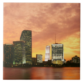 Miami at Sunset Tile