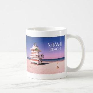 Miami Beach #01 Coffee Mug