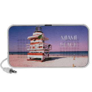 Miami Beach #01 Travelling Speakers
