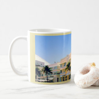 Miami Beach Art Deco 3 Coffee Mug