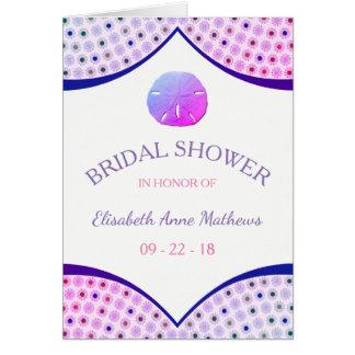 Miami Beach Bridal Shower Invitation