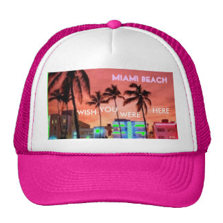 Miami Beach, Florida Cap