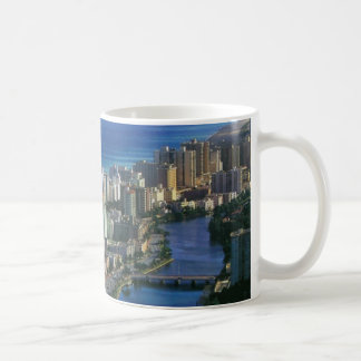 MIAMI BEACH FLORIDA COFFEE MUG