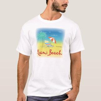 Miami Beach, Florida Cool T-Shirt