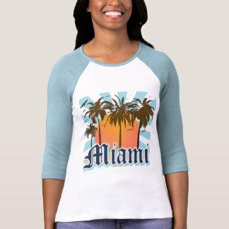Miami Beach Florida FLA Tees