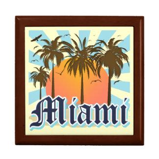 Miami Beach Florida Gift Boxes