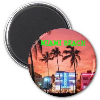 Miami Beach, Florida Magnet
