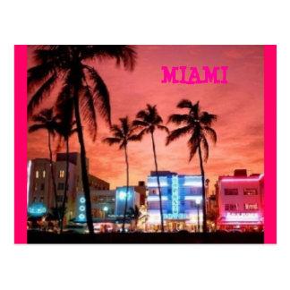 Miami Beach, Florida Postcards