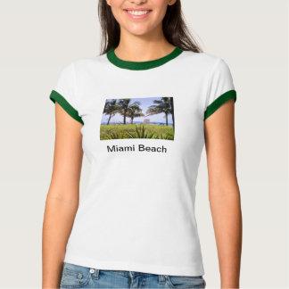Miami Beach Palms Shirt