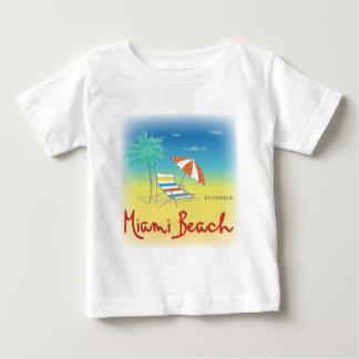 Miami Beach Sun Baby T-Shirt