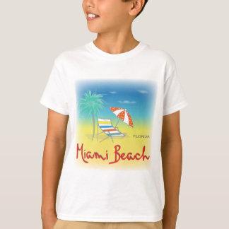 Miami Beach Sun T-Shirt