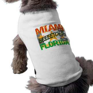 Miami Beeeetch pet clothing