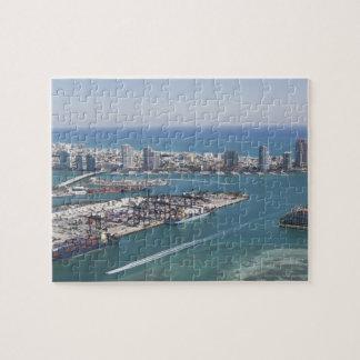 Miami Cityscape 2 Jigsaw Puzzle