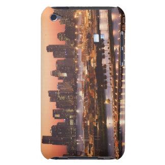 Miami Cityscape iPod Case-Mate Cases