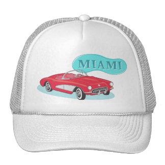Miami Classic Corvette Trucker Hat
