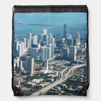 MIAMI DRAWSTRING BAG