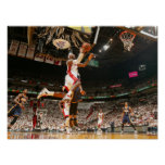 MIAMI, FL - MAY 15:  LeBron James #6 of the Poster