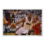 MIAMI, FL - MAY 24:  Dwyane Wade #3 of the Miami 2 Posters