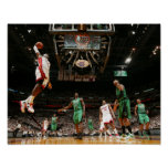 MIAMI, FL - MAY 30:  LeBron James #6 of the 3 Posters
