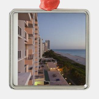 Miami, Florida Christmas Ornament