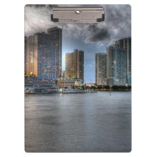 Miami, Florida Clipboard