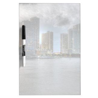 Miami, Florida Dry Erase Board