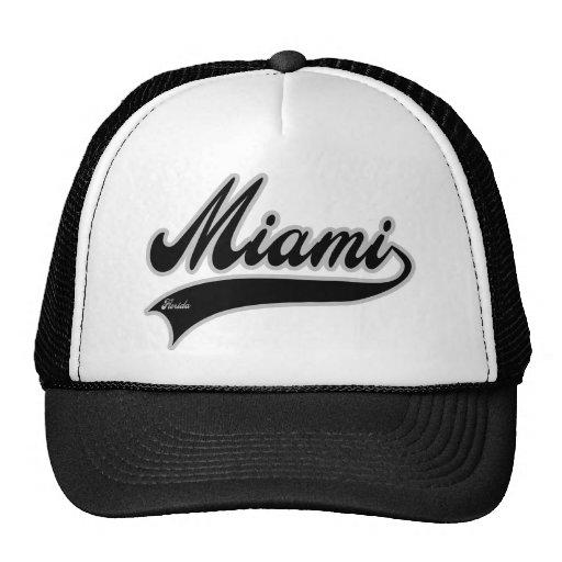 Miami Florida Hats