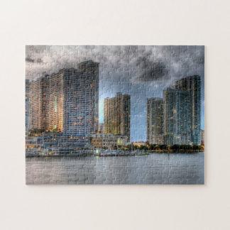 Miami, Florida Jigsaw Puzzle