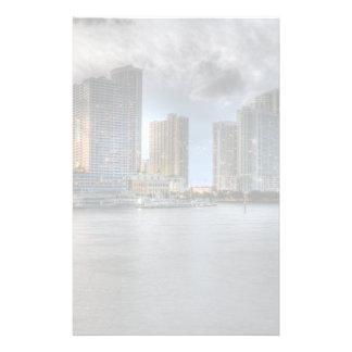 Miami, Florida Personalized Stationery