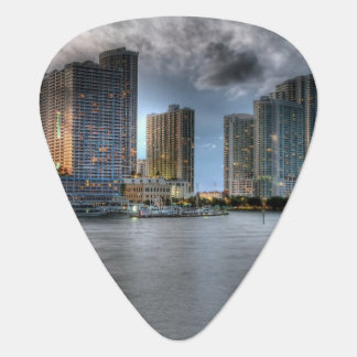 Miami, Florida Plectrum