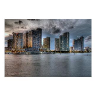 Miami, Florida Poster