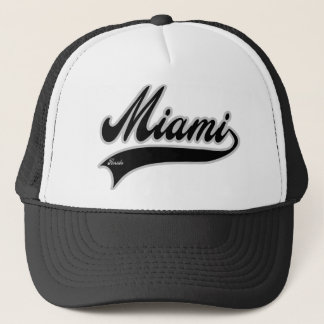 Miami Florida Trucker Hat