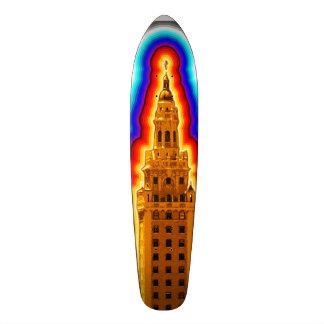 Miami Freedom Tower 305 20.6 Cm Skateboard Deck
