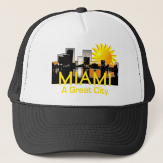 MIAMI Great City Hat