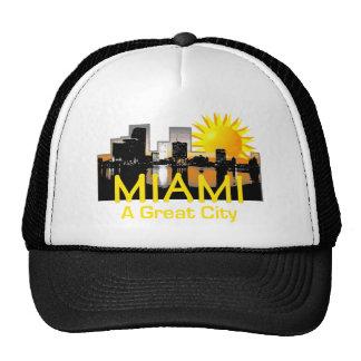 MIAMI Great City Hat