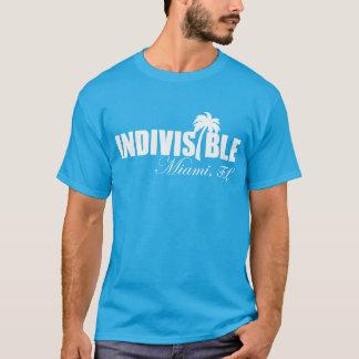 MIAMI Indivisible men t-shirt - wht logo