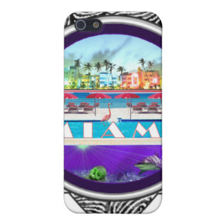 Miami iPhone 4/4S Speck® Fitted™ Hard Shell Case iPhone 5 Case