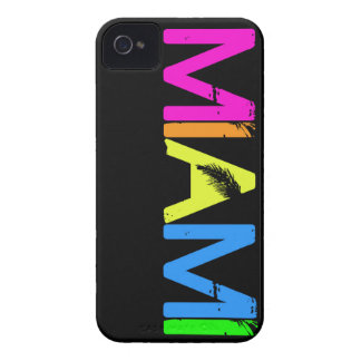 MIAMI iPhone Case