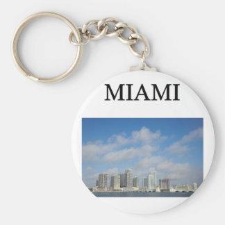 miami! key ring