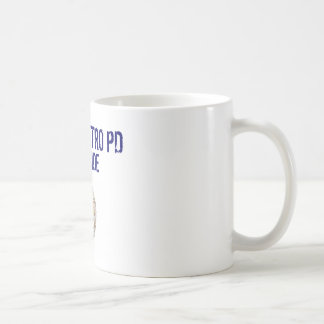 MIAMI METRO PD COFFEE MUG