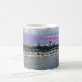 Miami, Miami, Florida Coffee Mug