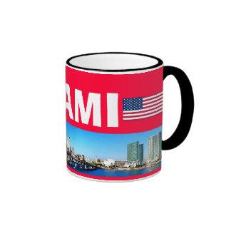 Miami* Panoramic Mug