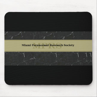 Miami Paranormal Research Society Mousepad