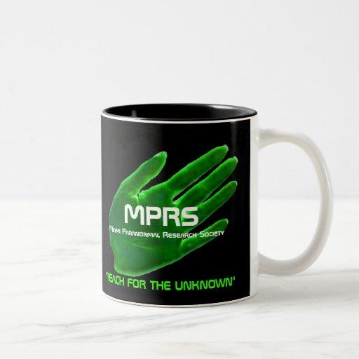 Miami Paranormal Research Society Mug