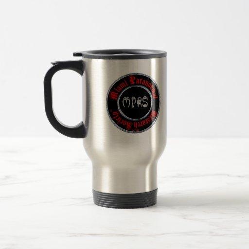Miami Paranormal Research Society Travel mug