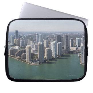 Miami Skyline 2 Laptop Sleeve
